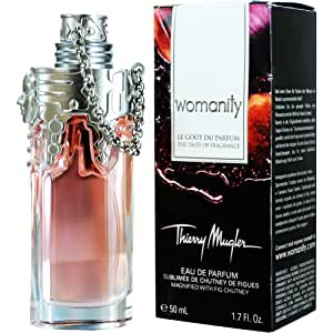 Amazon.com : Thierry Mugler Womanity Taste of Fragrance ...