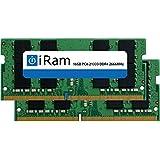 iRam iMac 2019 Mac mini 2018 対応増設メモリー DDR4 2666 PC4-21333 SO-DIMM (32GB(2x16GB))