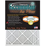 Accumulair FI15X30 Titanium 1-Inch Filter (APR 2250), 14.5 H x 29.5 W