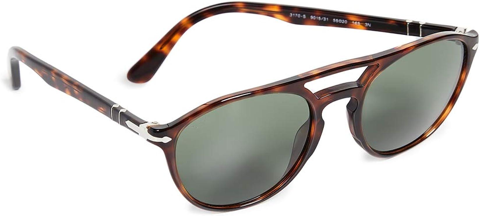 TALLA 55. Persol 3170, Gafas de Sol Unisex-Adulto