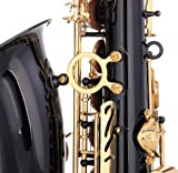 Glory Black/Gold Keys E Flat Professional Alto