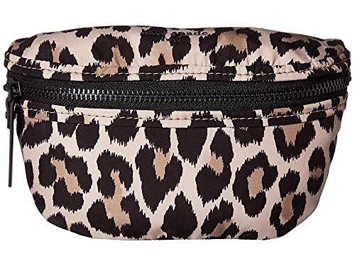 Kate Spade New York Women's That's The Spirit Belt Bag, Black/Cream Multi, One Size ()