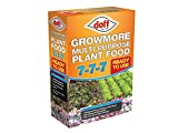 1.25kg Doff Growmore Granular Plant Food