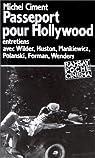 Passeport pour Hollywood par Ciment