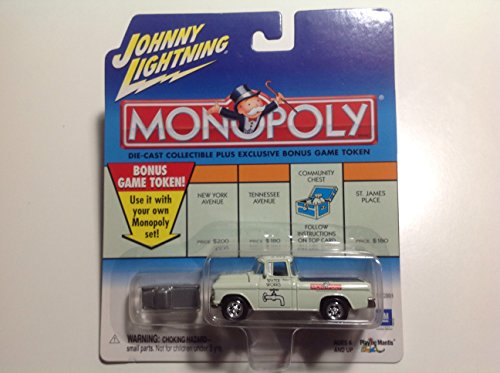 Truck Cameo Chevy Pickup - MONOPOLY
