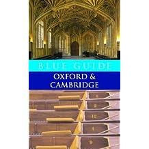 Blue Guide Oxford And Cambridge