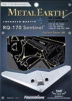 Metal Earth 3D Metal Model - RQ170 Sentinel Drone