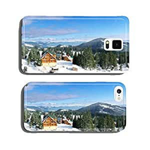 Winter seaeson landscape cell phone cover case iPhone6 Plus