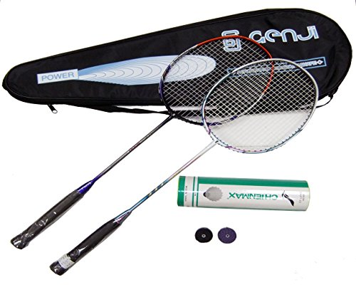 Best Deal badminton rackets package Review