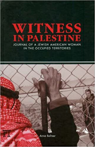 Book Witness in Palestine: A Jewish Woman in the Occupied Territories