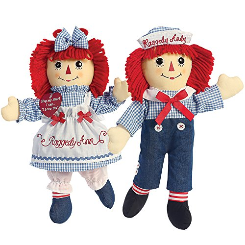 Andy Set Doll ((Set) Traditional 16-inch Talking