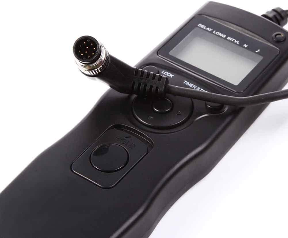 ABUYCS LCD Screen Time Lapse Intervalometer Shutter Release ...
