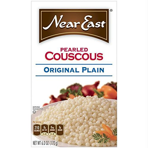 Near East Pearled Couscous Original (12x6Oz) by Near East