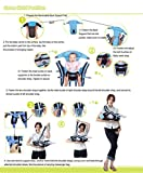 CdyBox Adjustable 4 Positions Carrier 3d Backpack