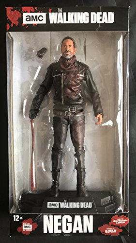 Mcfarlane Toys The Walking Dead Tv Series 7  Negan Action Figure  Bloody Exclusive