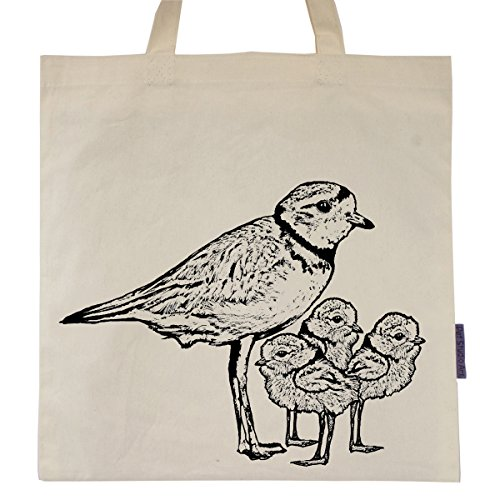 The Piping Plovers Tote Bag by Pet Studio Art