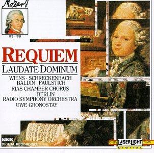 Little Night Music 14: Requiem / Laudate Dominum