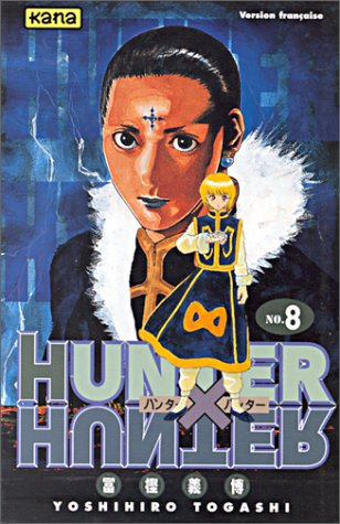 Hunter x hunter n° 8