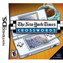 New York Times Crosswords - Nintendo DS