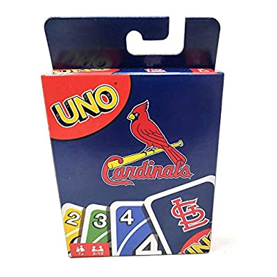 UNO Saint Louis Cardinals: Toys & Games