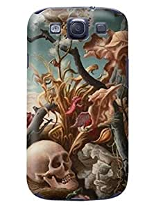 LarryToliver The Best And Newest Hard Case Skin Cover For Case Ipod Touch 4 Cover For Customizable fashion skull pictures By #6