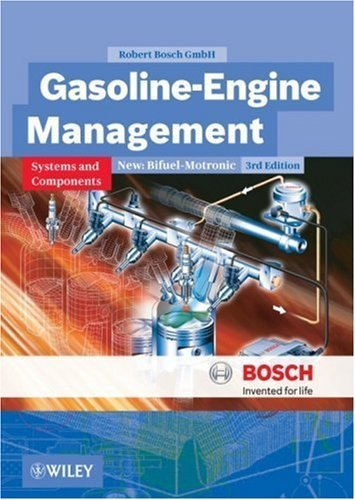 - Gasoline Engine Management by Robert Bosch GmbH (2006-11-06)