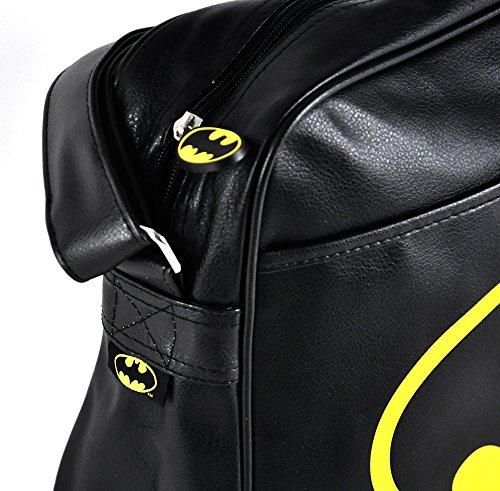 LOGO BAG Batman RETRO BAG RETRO LOGO Batman SHOULDER SHOULDER Pw88qxtU