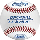 Rawlings NFHS Stamped Official League Baseball (Pack of 12)