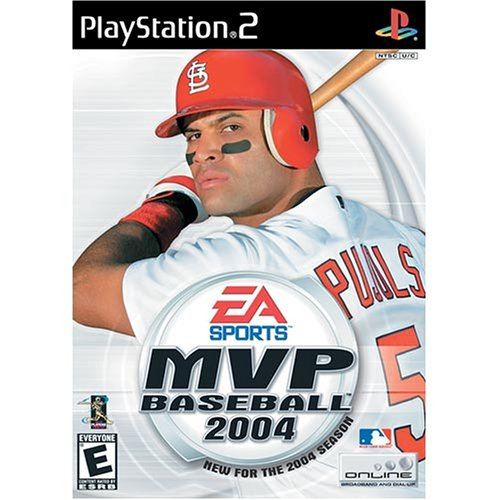 MVP Baseball 2004 EA Sports Playstation 2
