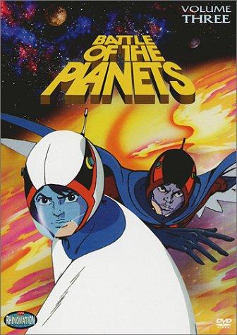 Amazon.com: Battle of the Planets (Vol. 3): Alan Young, Keye ...