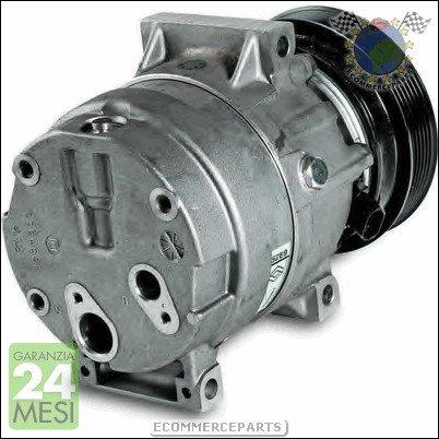 BFU Compresor Aire Acondicionado SIDAT Renault Megane I Benzin: Amazon.es: Coche y moto
