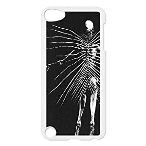 Customized Cool Human Skeleton Ipod Touch 5 Case, Cool Human Skeleton DIY Case for iPod Touch5 at Lzzcase