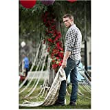Hart of Dixie Wilson Bethel as Wade Kinsella in the garden 8 x 10 Inch Photo