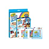 Color Wonder Paw Patrol Colouring Kit, Mess Free, No Mess Markers, School and Craft Supplies, Gift for Boys and Girls, Kids, Ages 5, 6,7,8  and Up, Holiday Toys, Stocking Stuffers, Arts and Crafts