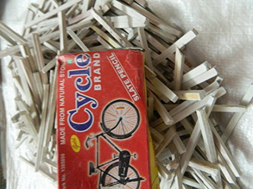 cycle brand slate pencil chalk made from natural india saleti 200