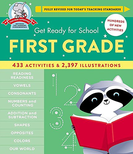 Get Ready for School: First Grade