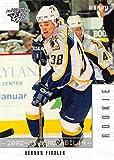 2002-03 Be A Player Memorabilia Hockey #314