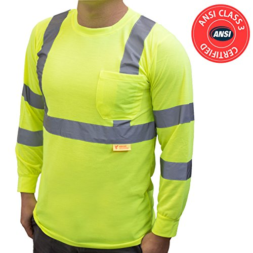 Hi Viz Workwear L9092 Reflective Sleeve