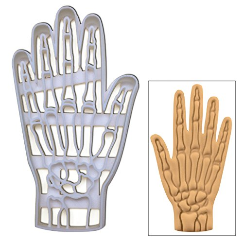 Anatomical Human Hand cookie cutter, 1 pc, Ideal for Medical themed party