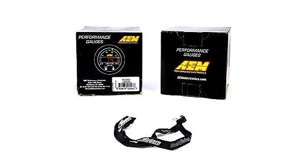 Amazon.com: AEM 52 mm de calibre X-Series Kit Wideband Aire ...