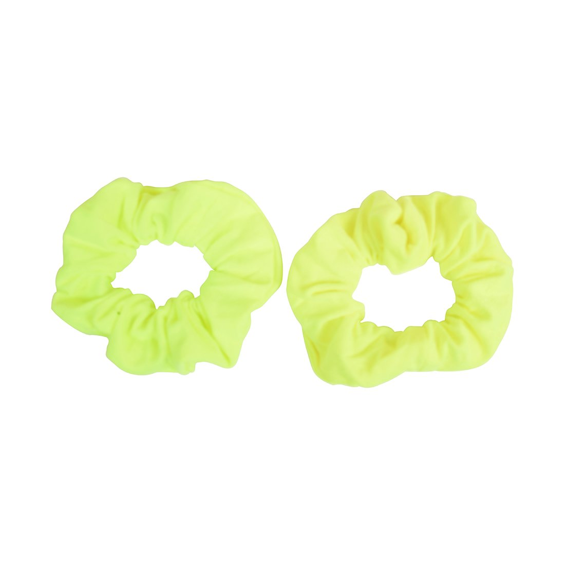 Set of 2 Solid Scrunchies - Black Motique Accessories mtph-scr-solid-black2