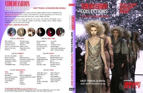 Videofashion Collections Fast Track Package: Autumn/Winter (2012 Autumn Fashion)