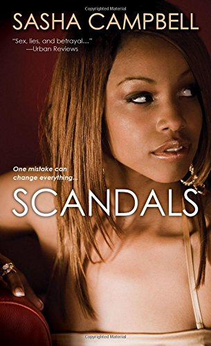 book cover of Scandals