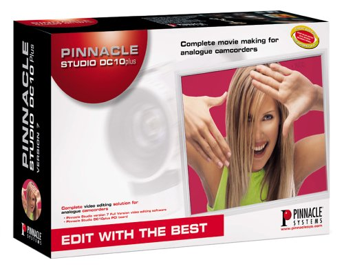 Pinnacle dc10 plus driver for windows 7.