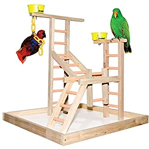 Acrobird PL 20 2-Cup and Chains Pet Toy, 20-Inch 88