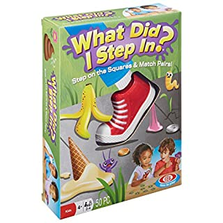 Ideal What did I step In? Game