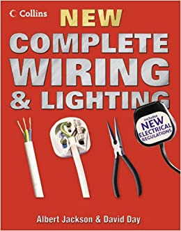 Awe Inspiring Collins Complete Wiring And Lighting Amazon Co Uk Albert Jackson Wiring Cloud Hisonuggs Outletorg