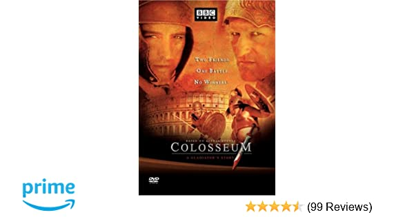 Amazoncom Colosseum A Gladiators Storypompeii The Last Day