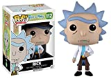 Toys : Funko POP Animation: Rick & Morty - Rick Action Figure