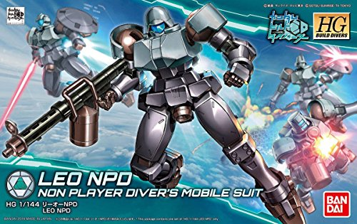 Bandai Hobby HG 1/144 #08 Leo NPD